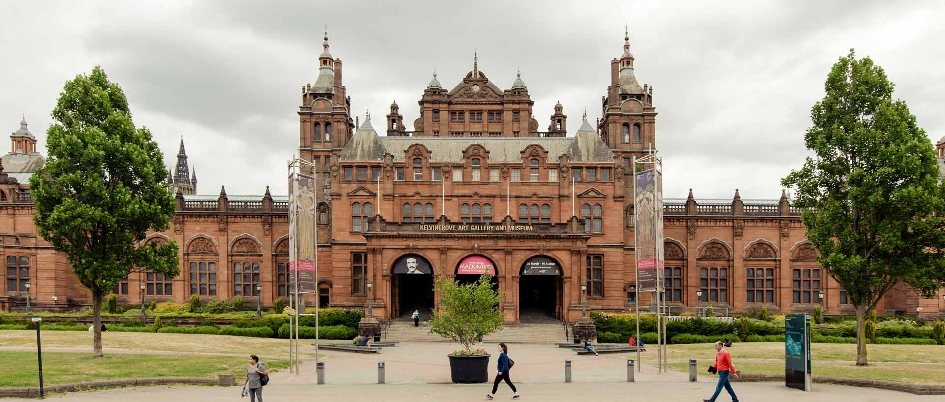 Kelvingrove Art Gallery Glasgow near PREMIER SUITES PLUS Glasgow George Square